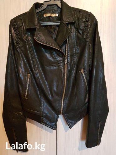 женская куртка осень весна в Кыргызстан: Куртка осень - весна! Состояние отличное! 46-48 размер (xl)