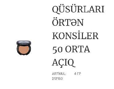 Kosmetika - Xırdalan: Korrektor xirda qirislari ortur ve elave olaraq derini nemlendirir-8 m