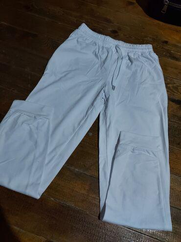 Bele Trenerke  36velicina  Nove ni jednom nisu nosene  pamuk