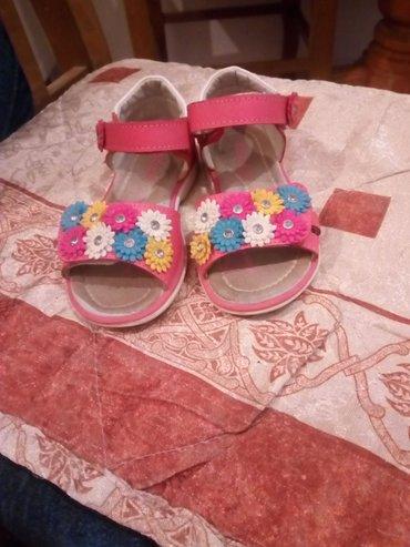 Cvetne sandale br. 28 - Prokuplje