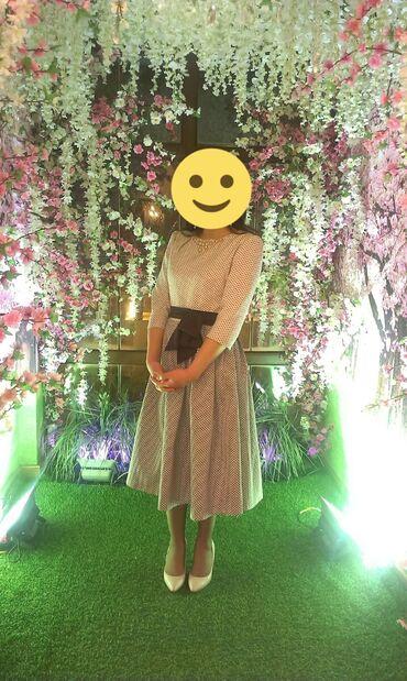 palto razmer 46 в Кыргызстан: Платье ( Турция), надевала 3 раза, размер 46-48