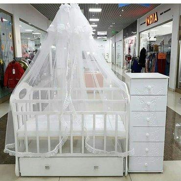 Кроватка производство Россия. 10.500с+ в Бишкек