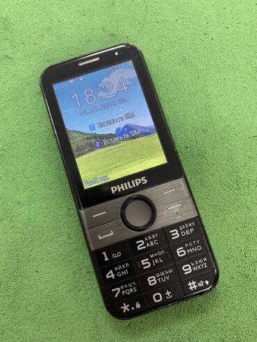 Philips Xenium E580 Аккумулятор на 7 дней