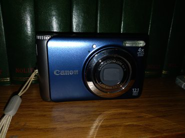 Дигитални фотоапарат Canon photoshot A3100IS, 4х - Nis