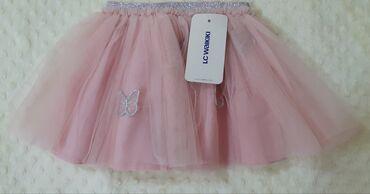 Za decu - Srbija: LC Waikiki nova suknjica za 12 meseci