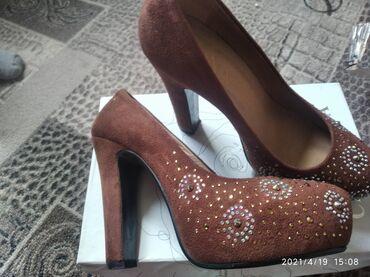 Личные вещи - Гавриловка: Продаю новые туфли 35размера, босоножки 36 размера. Причина продажи не