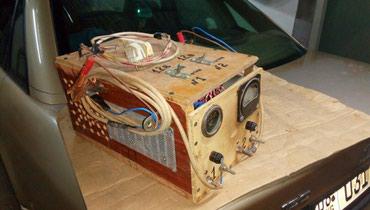 Другая автоэлектроника - Кыргызстан: Город Карабалта. Продается выпрямитель (зарядное устройсво)