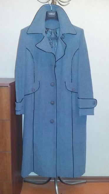 приталенное пальто в Кыргызстан: Пальто кашимир.Турция абсолютно новое. Классная полу приталенная
