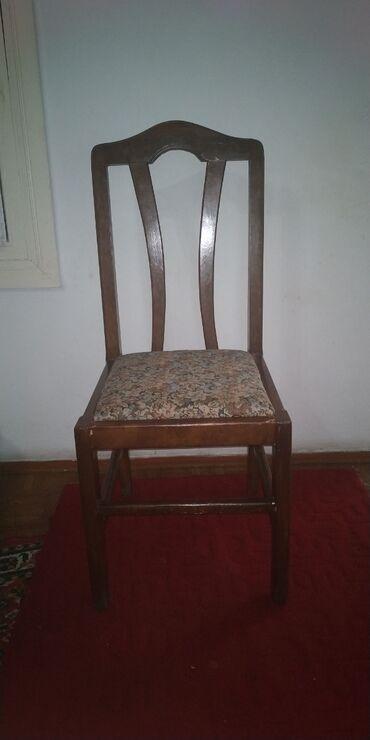Стулья дерево в хорошем состоянии. В комплекте 4 стула . Цена 1500