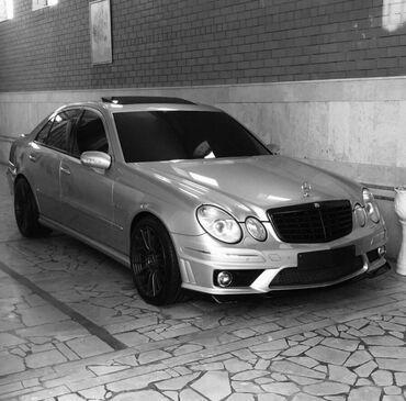 Транспорт - Заречное: Mercedes-Benz E-класс AMG 1.1 л. 2017 | 555555 км