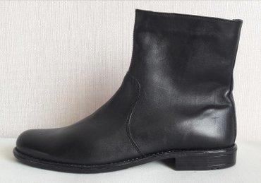 Мужские полусапожки деми, c&a. Новые, размер 45, на узкую ногу. в Бишкек