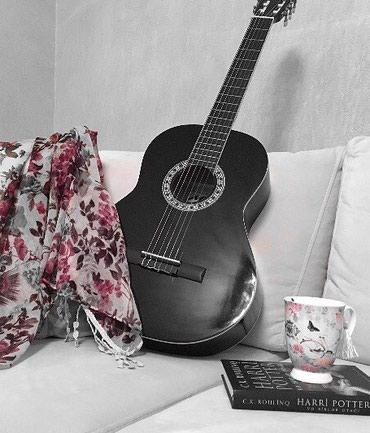 Bakı şəhərində Mega Klassik Gitara, çexolu da var! 1