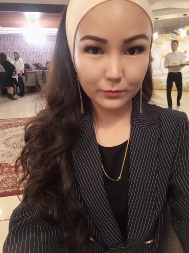 Требуется модель на перманентный в Бишкек