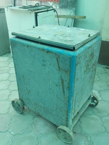 Советский сварочный аппарат 3ф в Бишкек