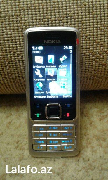 Bakı şəhərində Nokia 6300 iwleyir hec bir problemi yoxdu korpus tezedi