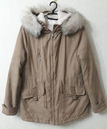 """Куртка- Парка """"De Facto """" . Осень/зима. На девочку. Размер L (14-16"""