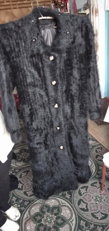 Женская одежда в Массы: Новая 58-60 размера мягкая тёплая длина в пол реальному покупателю уст