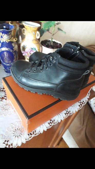 детские лаковые туфли в Азербайджан: ДЕТСКИЕ БОТИНКИ 33Р