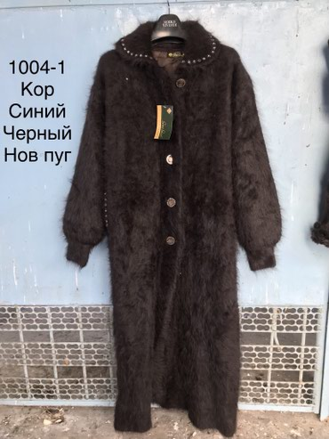 платье ангора софт батал в Кыргызстан: Пальто ангора корея оригинал размер стандар оптом