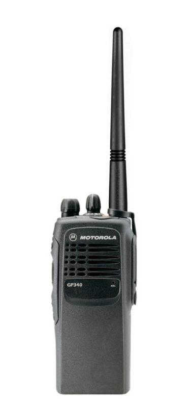 motorola droid razr в Кыргызстан: Motorola GP340 VHF Портативная радиостанцияРадиостанция Motorola GP340