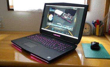 Bakı şəhərində Dell alienware 17 r3/core i7 6700hq/ram 16gb/gtx 970   notbuk teze