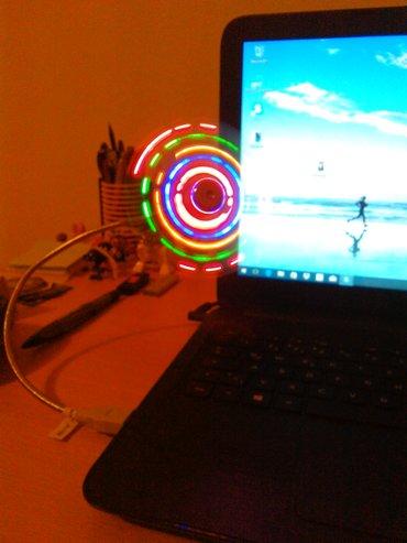 Lampa sa ventilatorom za laptop,marka beco,veoma korisna,nova,veoma - Nis