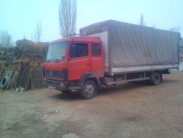 mercedes benz 814 в Кыргызстан: Мерседес 814