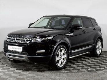 Land Rover в Бишкек: Land Rover Range Rover Evoque 2 л. 2011   56800 км