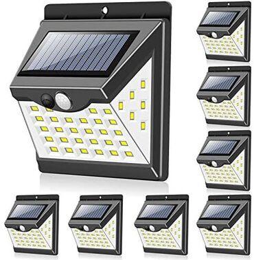 Solar isiq Guneshle calishan isiq Solar Lamp Gunesden enerji yigir