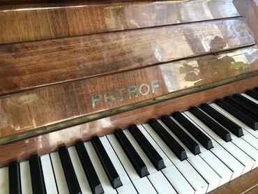 сколько стоит пианино бу в Кыргызстан: Petrof пианино