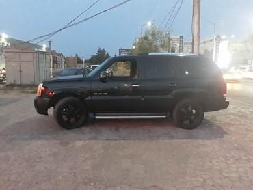 cadillac xlr в Кыргызстан: Cadillac Escalade 6 л. 2002