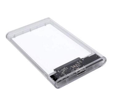 Бокс для жесткого диска USB3.0 до 2 5 дюймов SATA(1) Входной разъем