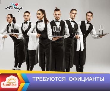 SunRise Работа в Турции! Работа в лучших в Бишкек