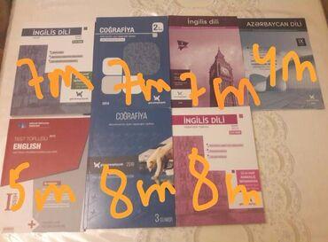 10147 elan | KITABLAR, JURNALLAR, CD, DVD: Güvenin inglis dili,azerbaycan dili ve coğrafiya testleri.Tezediler ve