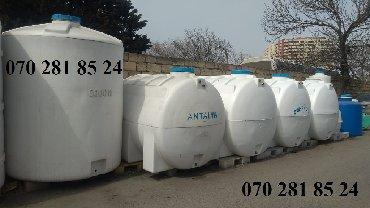 demir su cenleri в Азербайджан: POLİETİLEN SU ÇƏNİ, Su Boçkası, Su baçoku.Su çəni, Plastik su cenleri