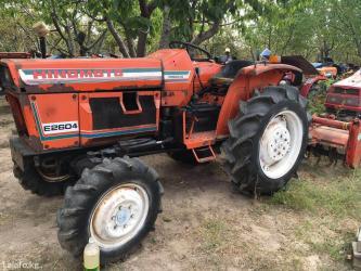 Трехцилиндровый дизельный трактор HINOMOTO, 30 лош в Бишкек