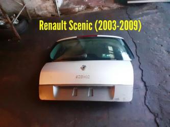 оригинальные запчасти renault - Azərbaycan: Renault Scenic Baqajı