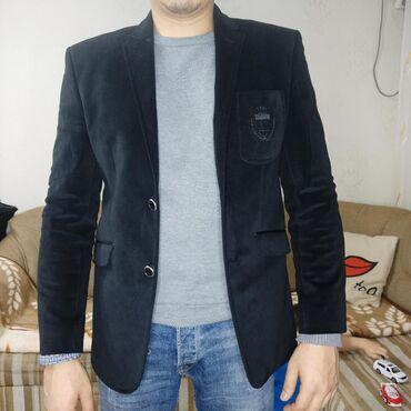 Пиджак велюровый. Одевался пару раз, состояние нового. Производство