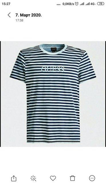 Nove Guess muške majice, dogovor za više komada