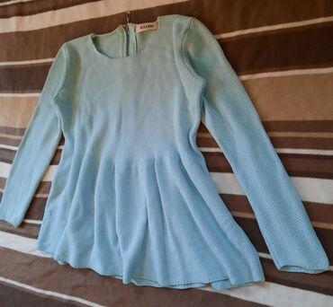 Luksuzna dzemperasta bluza. Veličina S. Kupljena u Francuskoj. Boja