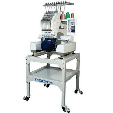 Ricoma EM-1010 Embroidery Machine 10 Needle