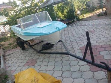 Срочно продаю катер казанка 5м, в Бишкек