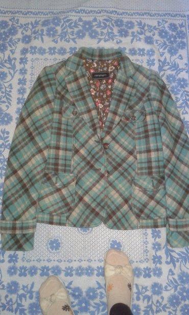 Стильный пиджак на весну корея размер 44 дра  в Бишкек