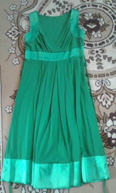 Продаю платье, можно носить и беременным. б/у.Район Баят. Размер 44