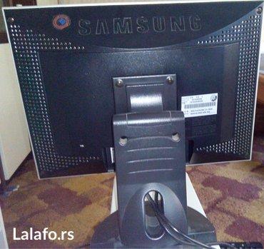 Monitor samsung syncmaster 151s, dijagonala 40cm, made in uk, potpuno - Ruma