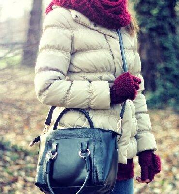 Zimske-jakne - Srbija: Mango perjana jakna. Nije mnogo nosena, u odlicnom je stanju. Nema