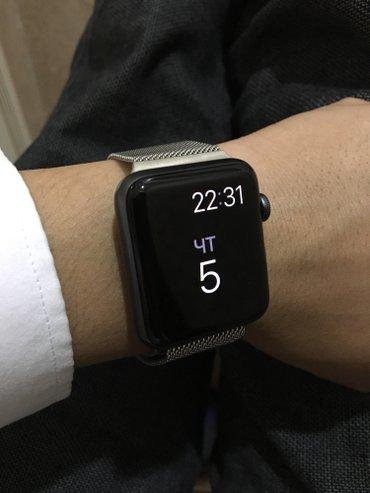 Apple watch 3 series 42 mm & iPhone 6s 64gb space grey в в Бишкек