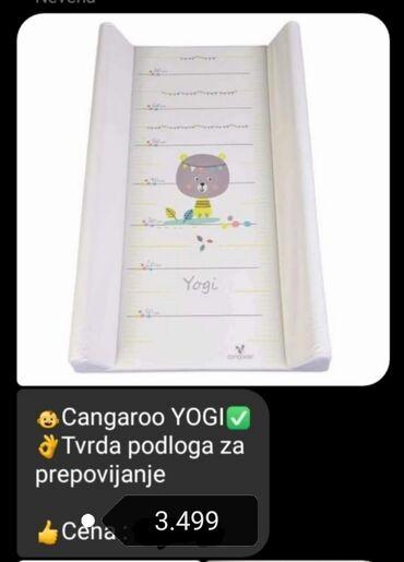 Za decu | Vrnjacka Banja: Тврда подлога за преповијање беба