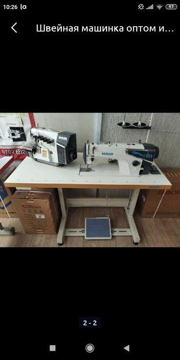 Новые швейные машинки из Китая доставка установка бесплатно гарантия