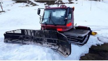 Дворники на снегоуборочную технику в Бишкек
